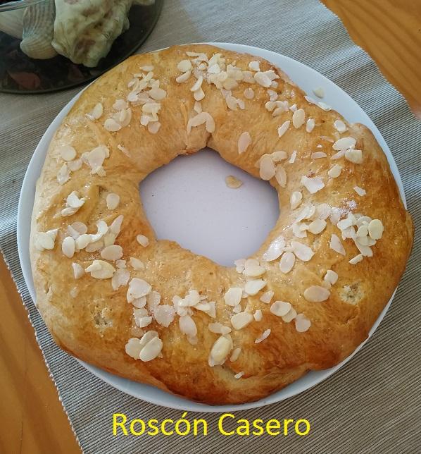 Roscón casero