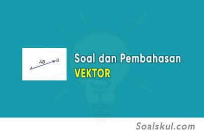 soal dan pembahasan vektor - soalskul.com