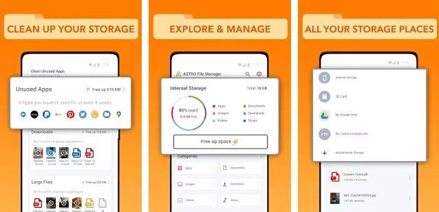 Aplikasi File Manager Gratis Terbaik untuk Android-4