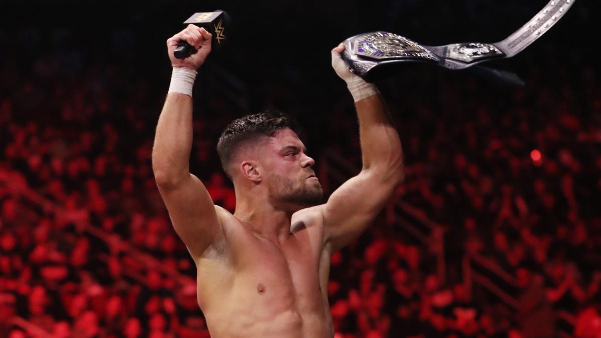 Novo desafiante ao NXT Cruiserweight Championship será definido no NXT desta noite
