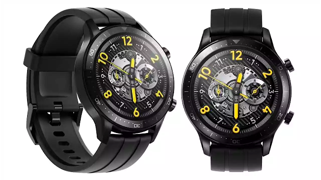Realme Launched Watch S Pro