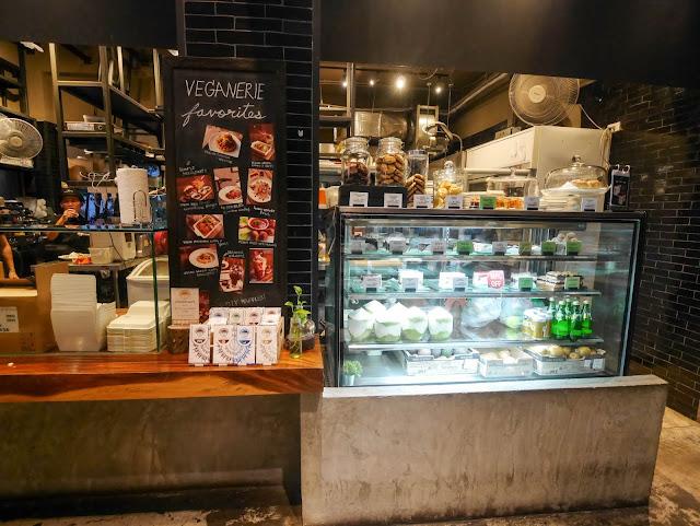 ร้านอาหารวีแกนในกรุงเทพ