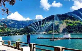 السياحة في مدينة زيلامسي بالنمسا