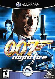 James Bond 007 Nightfire ISO GC