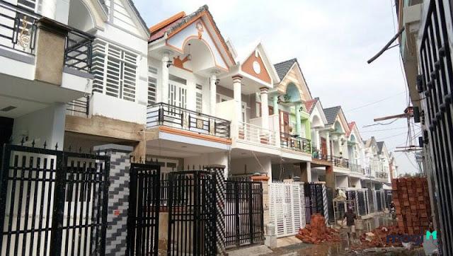 Mua nhà vay 1 tỷ đồng, tiền gốc và lãi mỗi tháng phải trả là bao nhiêu?