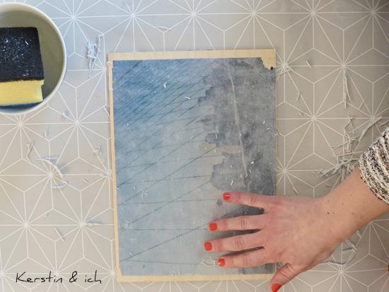 Schritt für Schritt Anleitung Fototransfer auf Holz 8