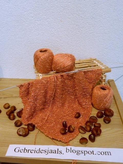 oranje shawls
