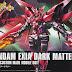 HGBF 1/144 Gundam Exia Dark Matter - Release Info