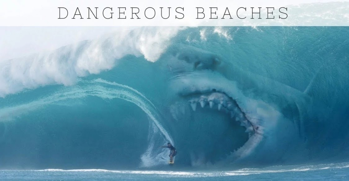 The Bst Top 10 Most Dangerous Beaches in This World 2020