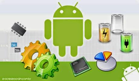 Top 3 aplicativos para limpeza do Android