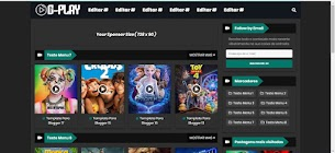 G-play Moviechor Premium Blogger Template - Responsive Blogger Template