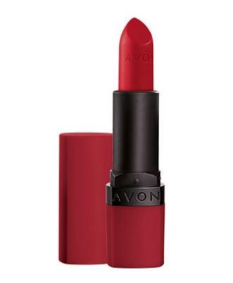 Perfectly Matte Lipstick - Avon True Color - Review