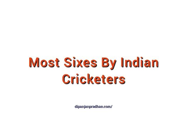 Intian krikettimiehet, jotka osuivat eniten kuuteen kansainvälisen krikettihistorian joukkoon