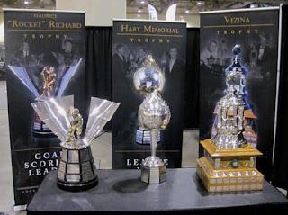 Three Trophies.