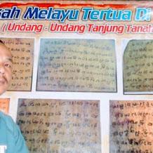 Asal Mula Moyang  Penduduk Tanjung Tanah-Kerinci.