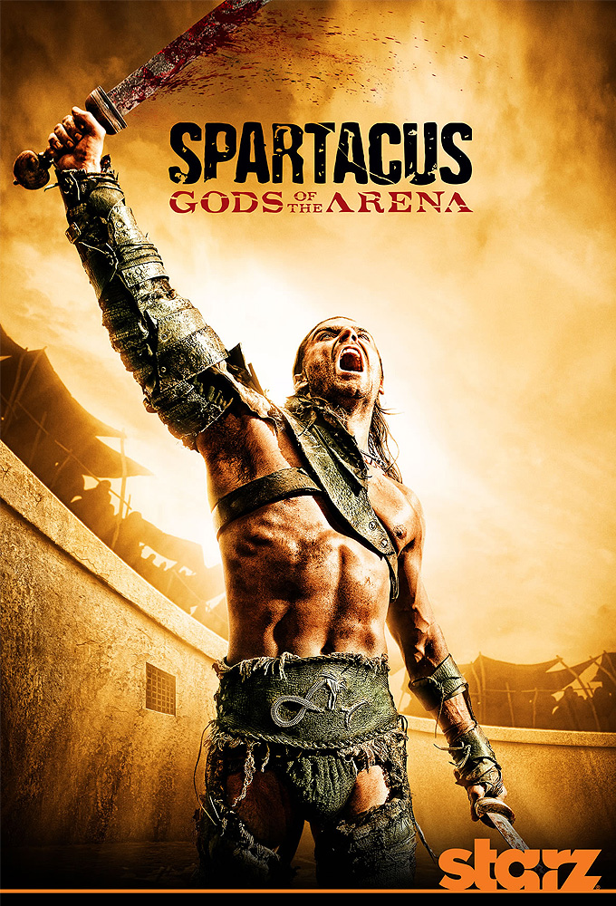 Spartacus Serie Stream