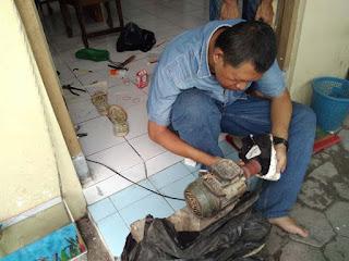 kursus reparasi sepatu