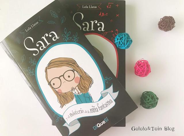 Los misterios de Sara, Lola Llatas