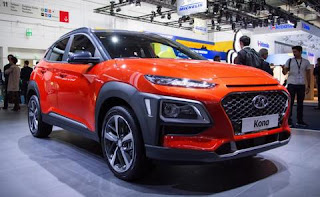 Hyundai electric SUV Kona will launch on 9th July in India