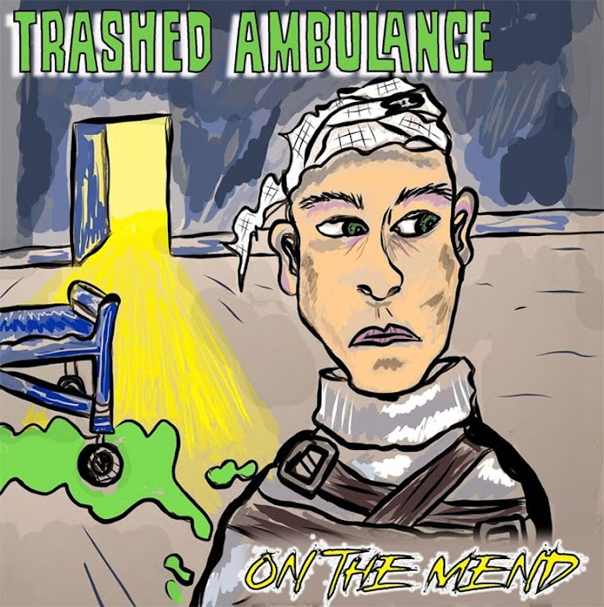 """Trashed Ambulance stream new song """"On the Mend"""""""