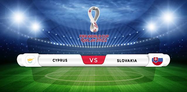 Cyprus vs Slovakia Prediction & Match Preview