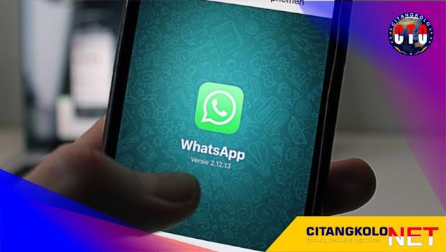 WhatsApp Supaya Tidak Menghabiskan Kuota Internet