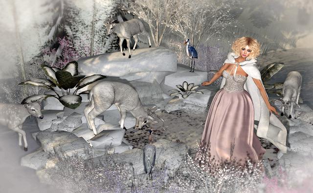 SWANK-Winter Wonderland Of Angels