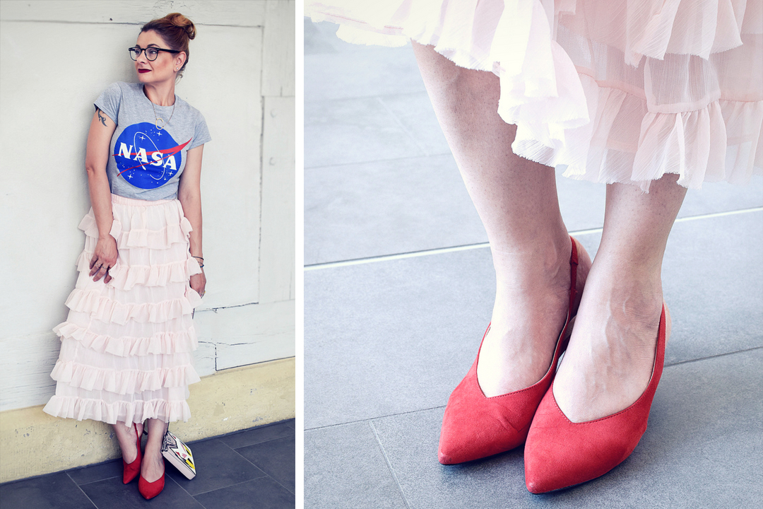 Modetipps für Frauen über 40, Fashion over 40