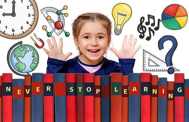 never stop learning due to language