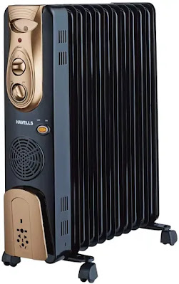 Havells OFR - 11 Fin Room Heater | Best Havells Oil Filled Room Heaters