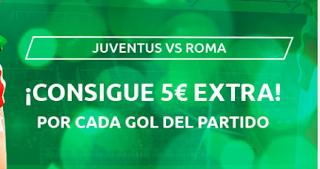 Mondobets promocion Juventus vs Roma 1-8-2020