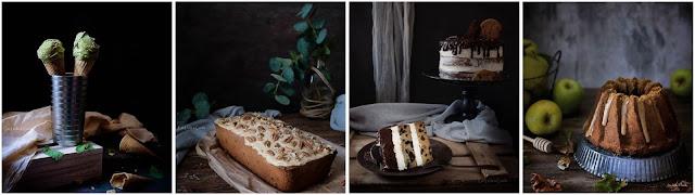 Food stylist o estilista culinario, Con Leche y Canela