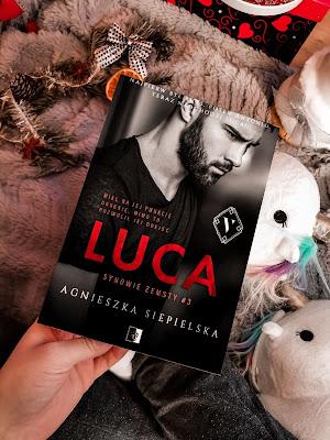 [PRZEDPREMIEROWO]: Luca - Agnieszka Siepielska [PATRONAT]