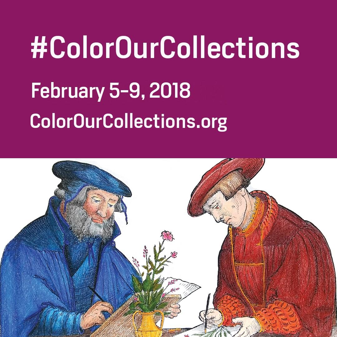Déjate llevar por tu imaginación : #ColorOurCollections (\