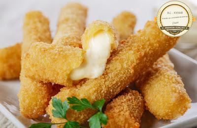Лесна рецепта за сирене с хрупкава коричка
