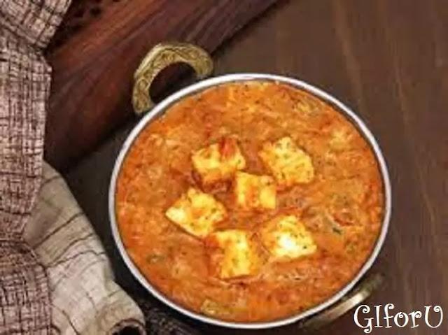 Kadai Paneer Recipe-how to make Kadai Paneer Recipe at GIforU