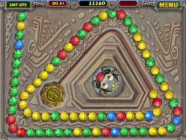 Free Games Download Zuma Deluxe