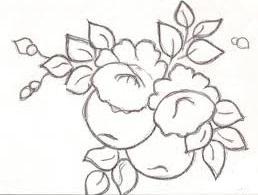 risco para pintura em tecido pano de prato maçãs