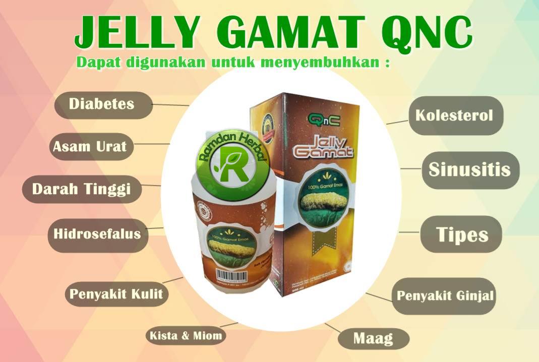 Penjual QnC Jelly Gamat Di Sidoarjo