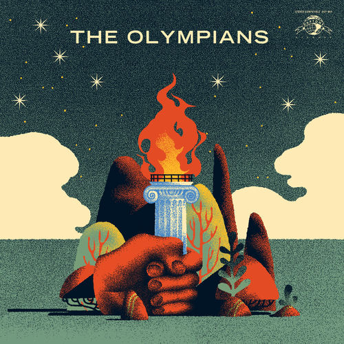 """The Olympians"" The Olympians Daptone Records"
