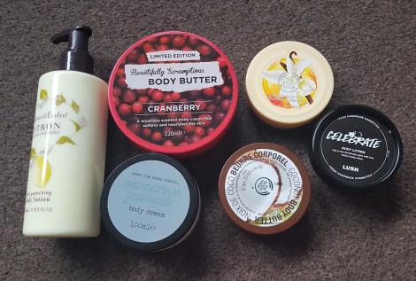 Skin Care Declutter