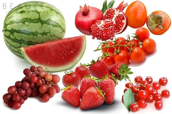 thực phẩm chứa nhiều collagen
