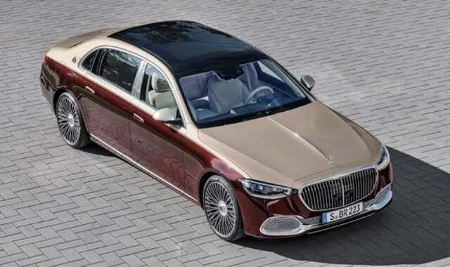 سعر ومواصفات سيارة مرسيدس مايباخ اس كلاس الجديدة 2021 - Mercedes Maybach S-Class