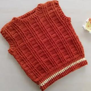 Buso niño a Crochet