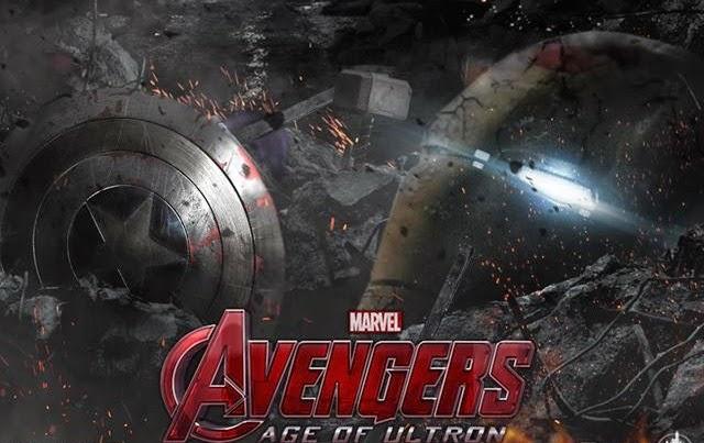 the avengers age of ultron poster - Aquaman, Jovens Titãs, Inferno, Noturno e Vingadores