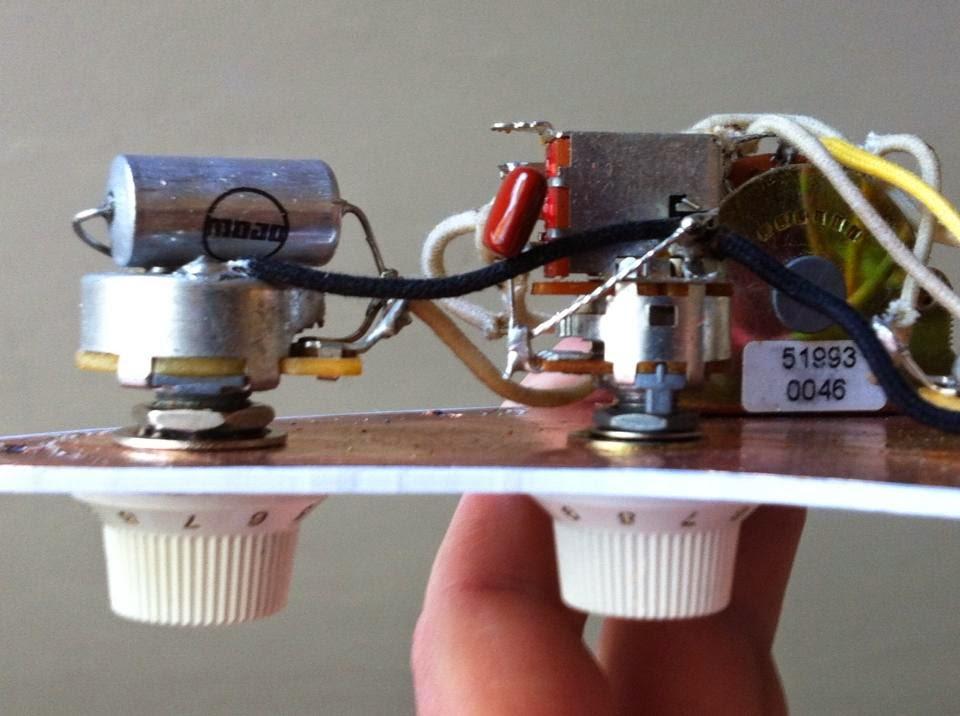 4 Conductor Humbucker Wiring Diagram