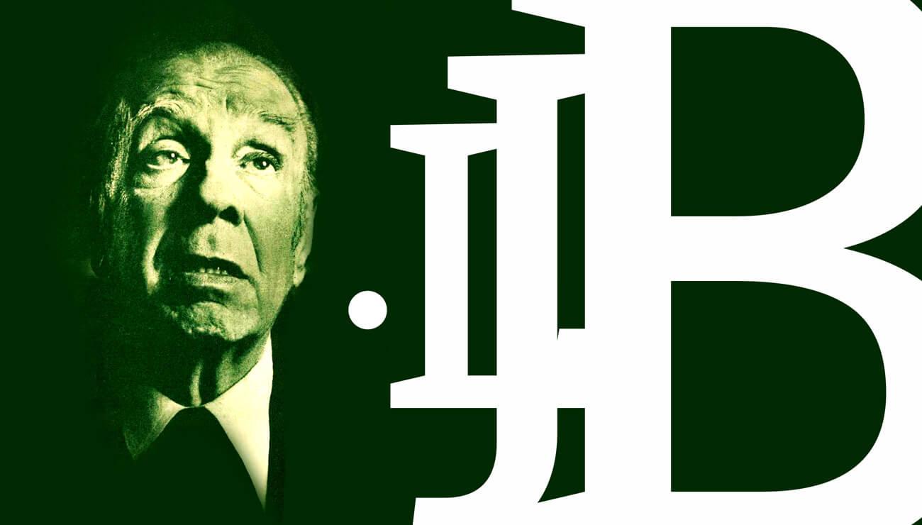 La sombra que se alarga en Borges (antología poética)
