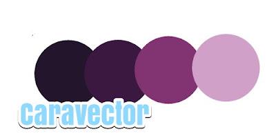Pallet rambut untuk Vector