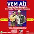Na Leal Landa: Neste domingo (01), Show Grátis de Vando Sanfoneiro. Confira Programação!
