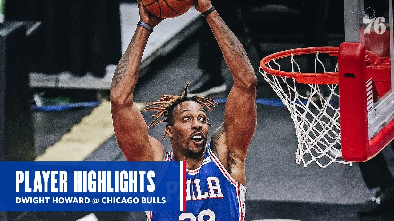 Dwight Howard 18pts 12reb vs CHI | March 11, 2021 | 2020-21 NBA Season